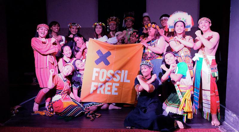 用藝術串聯  台灣與全球95國一起「氣候起義」!