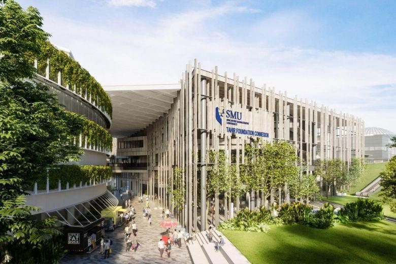 力抗全年高溫 新加坡也興起零耗能建築
