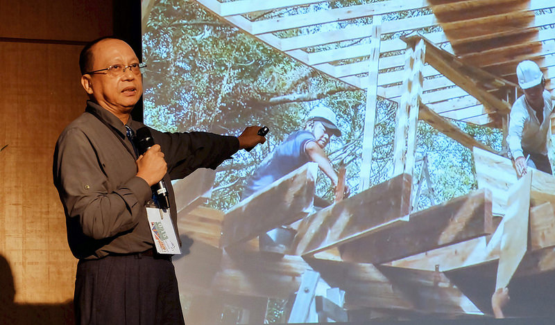 邁向建築碳揭露第一步  綠建築大師林憲德力推碳足跡