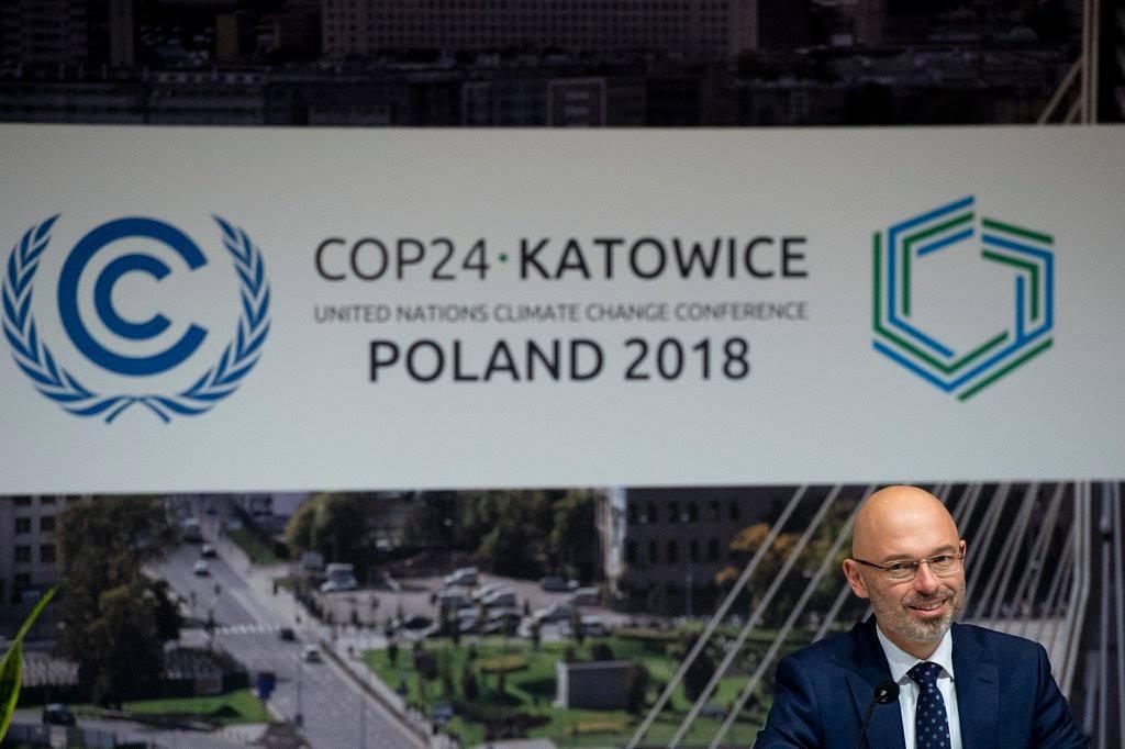 氣候大會主辦國波蘭:卡托維茲不成功,《巴黎協定》就不會成功!