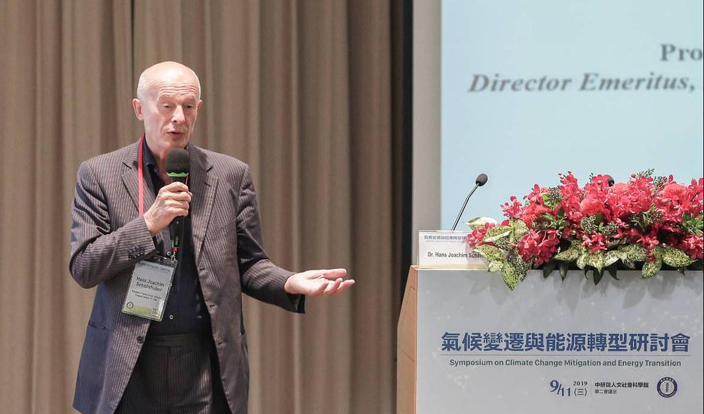 氣候變遷學者宣胡博:台灣減碳應加速