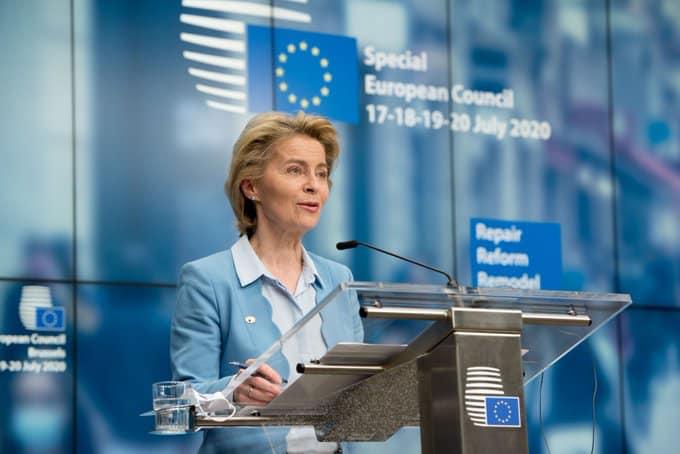 挹注氣候30% 歐盟25兆振興方案到底有多綠?