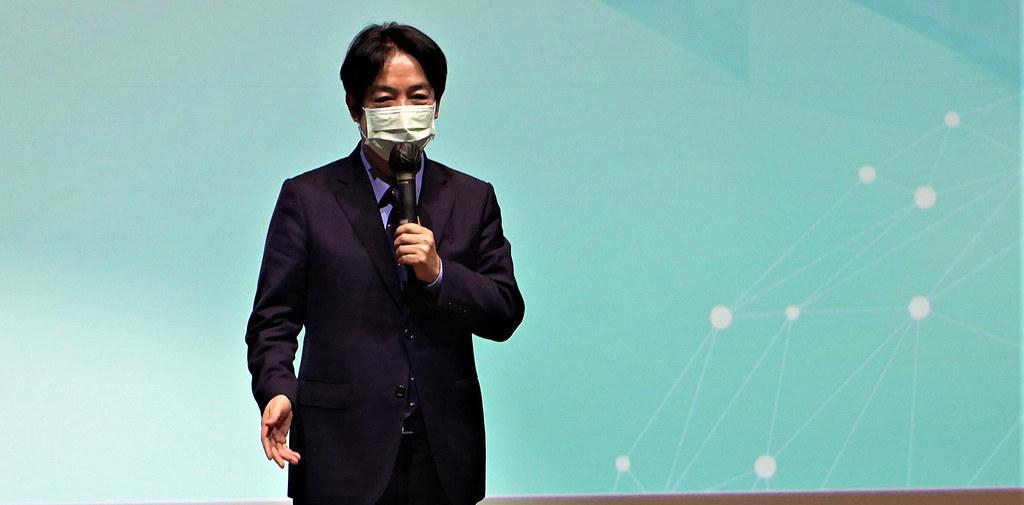 減碳目標落後國際 賴清德:台灣無法迴避2050碳中和