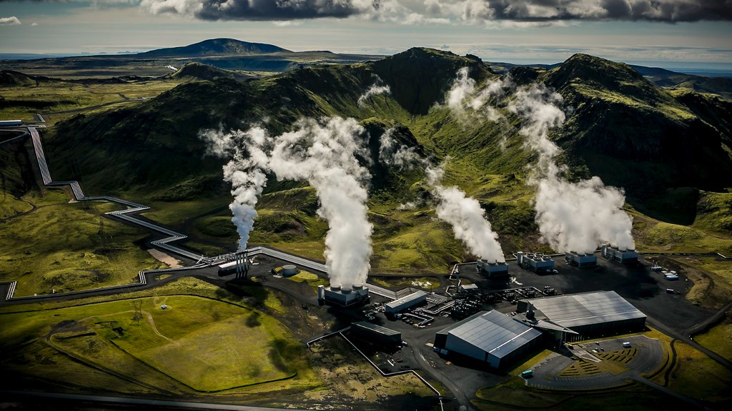 永久儲存二氧化碳 地表最大吸碳工廠在冰島啟用