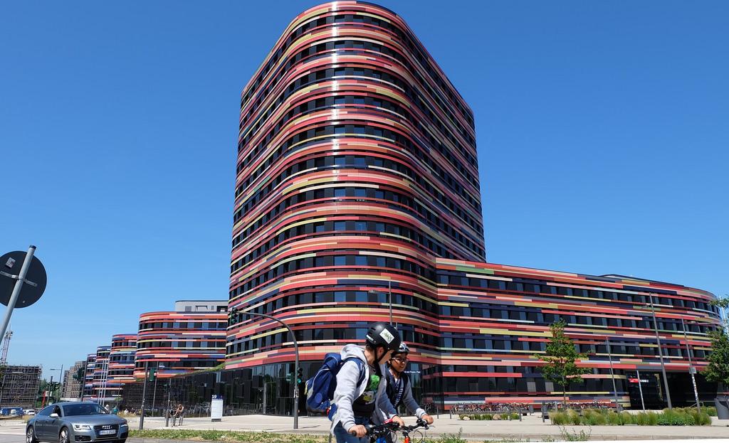 「看不見的空調」 漢堡環境能源署大樓 降溫三大良方