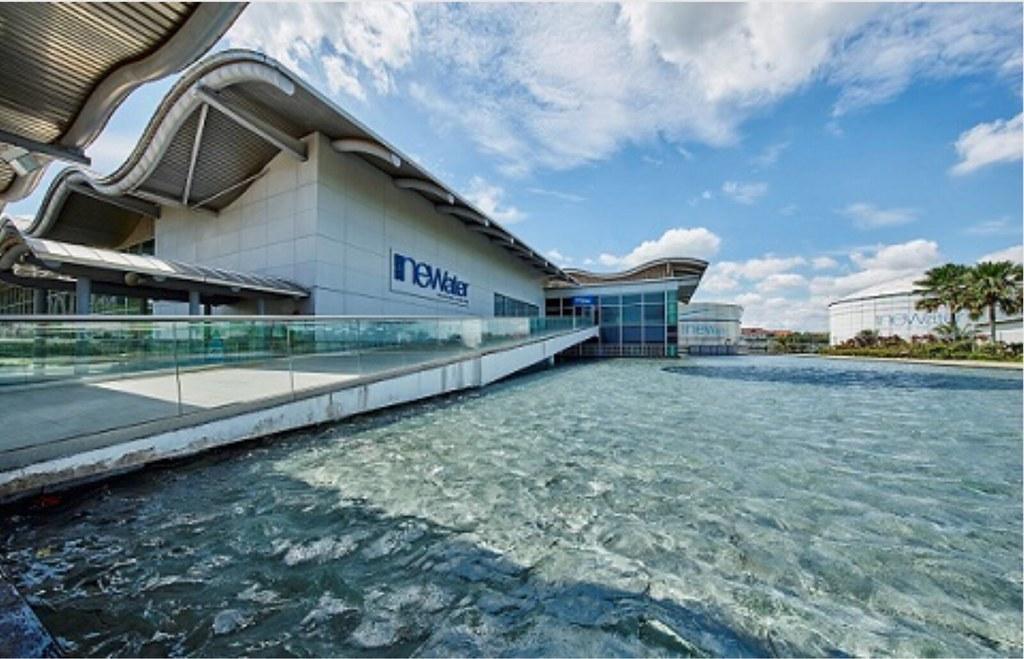 新加坡「水」智慧——許一個不缺水的未來