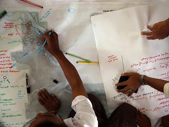 在黑暗中摸索,起步中的緬甸青年環境倡議者