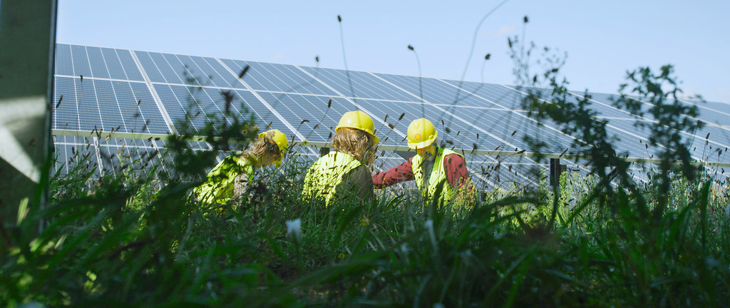 涉足政治、農業、教育、企業合作 荷蘭生物多樣性中心展開在地創新